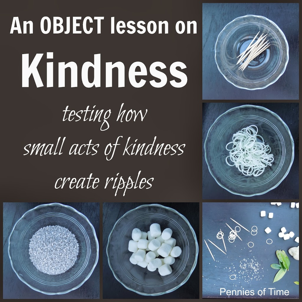 Object Lesson On Acts Of Kindness