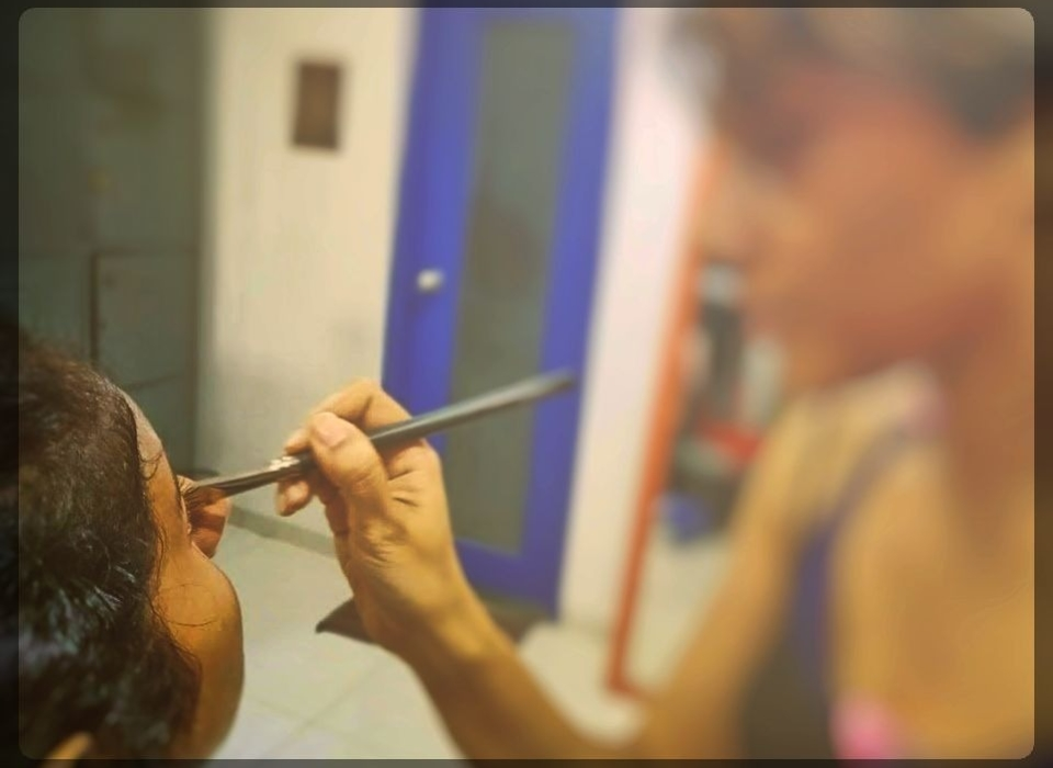 Make-up sessions in hostel