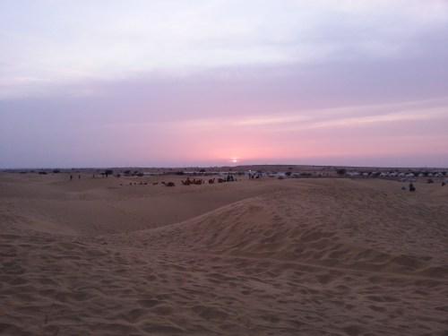 Sam Sand Dunes, Jaisalmer, India, 2014