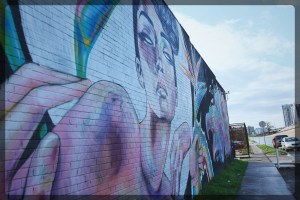 Murals and street art in Austin, Texas