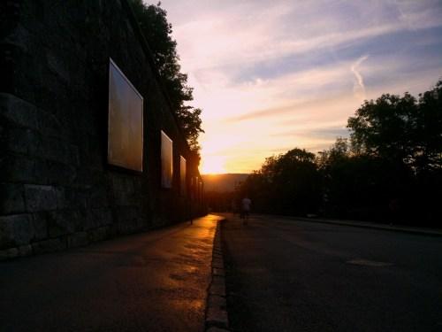 Gellért Hill, Budapest, Hungary, 2018