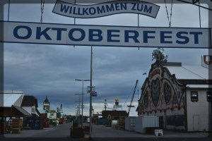 Oktoberfest Preps done in Munich, Germany