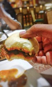 Onion and Garlic Steam Buns Burma Burma Gurgaon