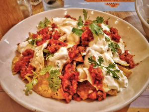 Nachos in Ciclo Cafe in Gurgaon