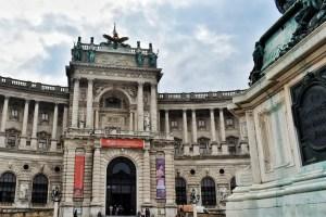 Hofburg Papyrus Museum in Vienna, Austria
