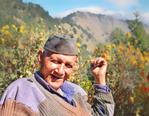 Portraits captured by Ajita Mahajan aka Penning Silly Thoughts in Deoria Tal in Uttrakhand