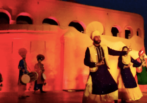 Bhangra at Gobindgarh Fort