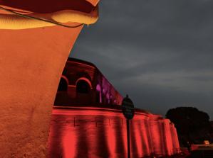 Light Show at Gobindgarh Fort