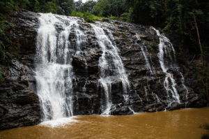 Abbey Falls in Coorg