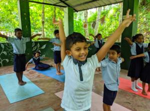 Yoga and Fun
