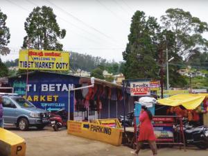 Tibetan Market in Ooty