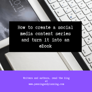 How to create a content series and turn it into an eBook