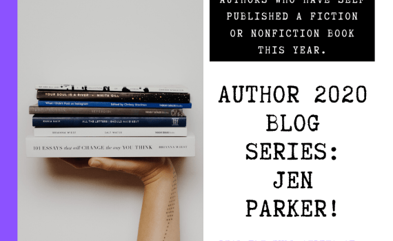 Author 2020 Blog Series