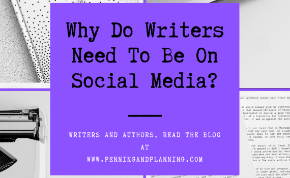 Why do writers need to be on social media?