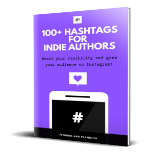 100+ Hashtags for Indie Authors