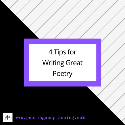 4 Tips for Writing Great Poetry
