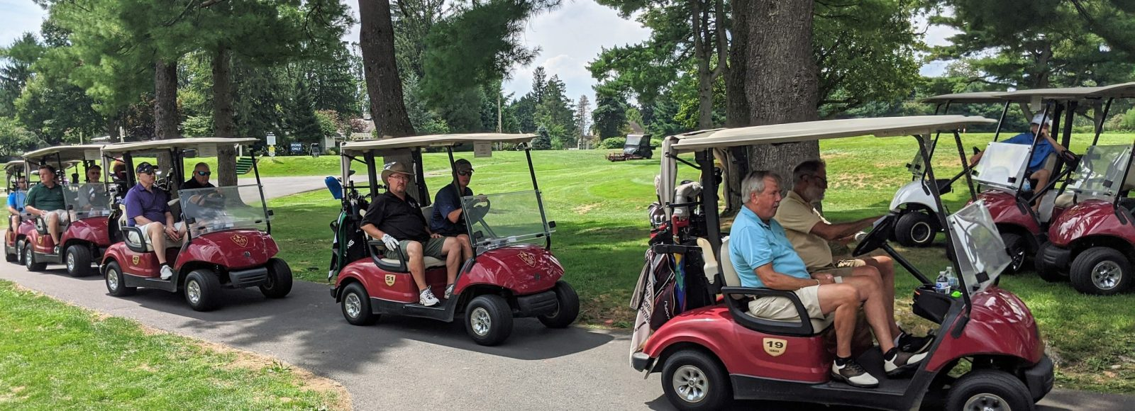 Charity Golf Scramble raises $11,000 in support of Foundation