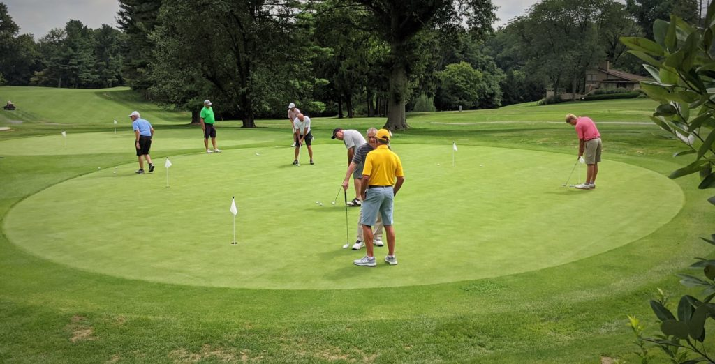 Golf Outing participants