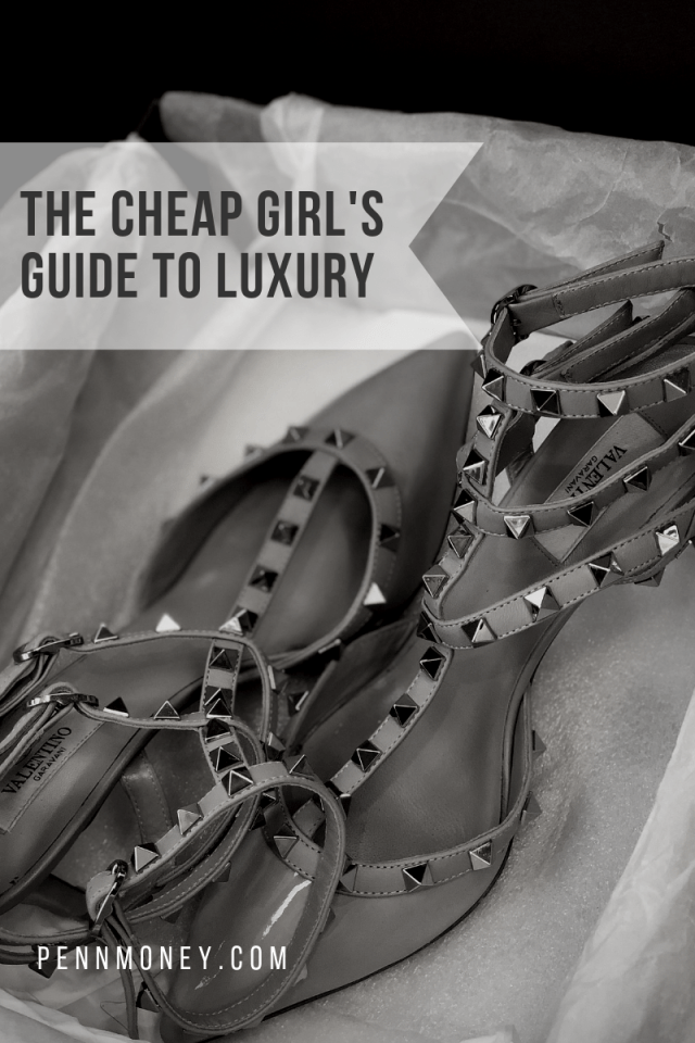 cheapest place to buy luxury goods, how to save for luxury bags, how to save for luxury shoes, spending on luxury goods, are luxury goods worth the money