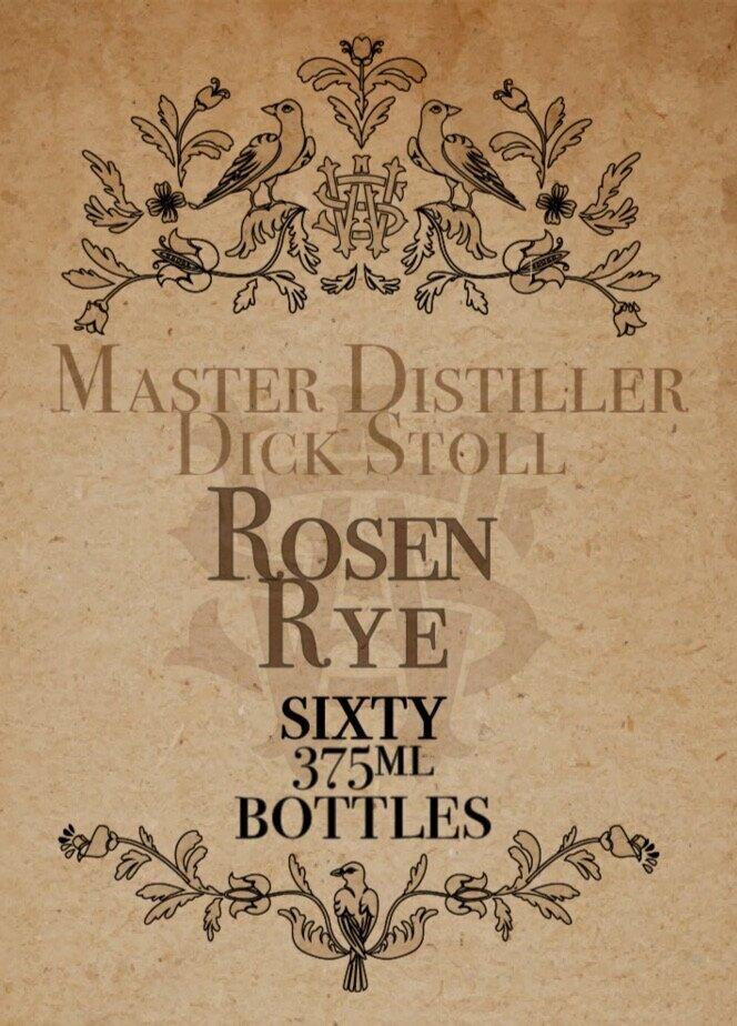 Stoll & Wolfe Rosen Rye
