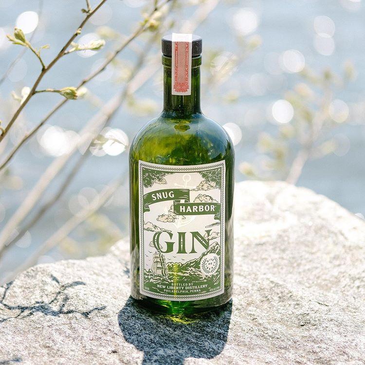 New Liberty Distilling - Snug Harbor Gin