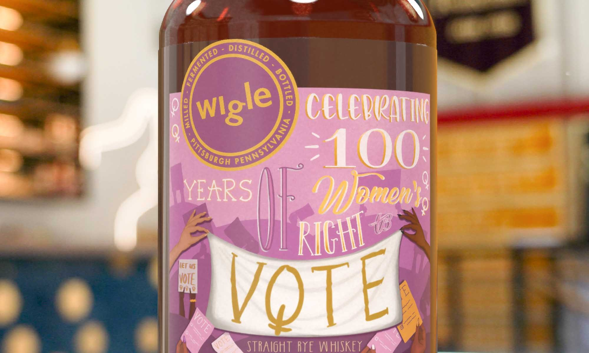Wigle Suffragette Rye