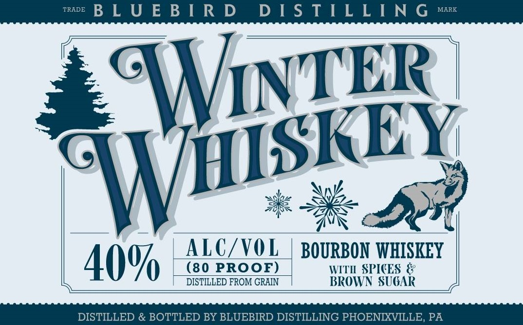Bluebird Winter Whiskey