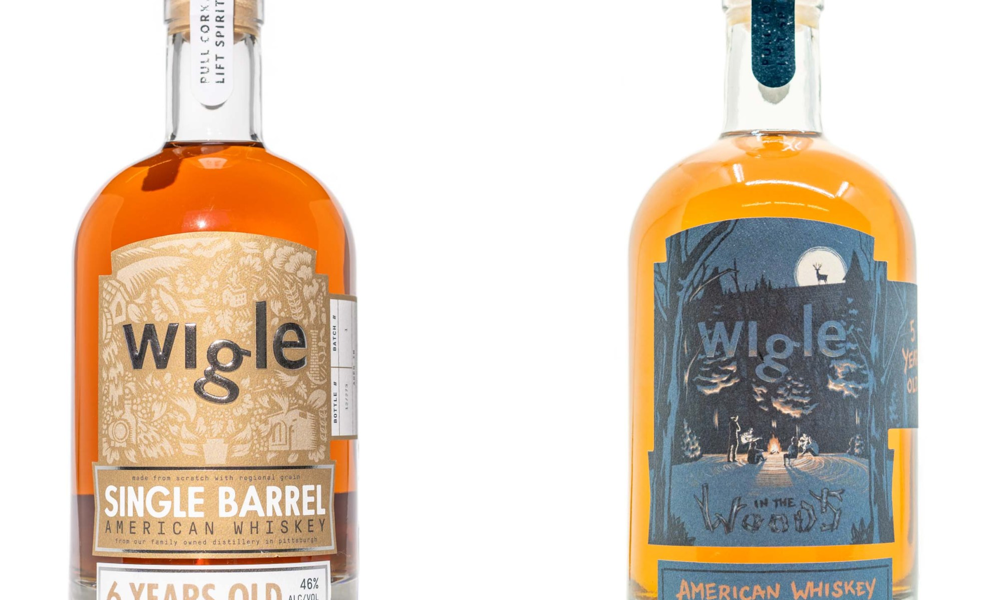 Wigle Releases Two Six Year Aged Whiskeys