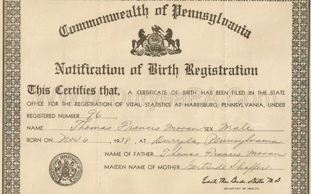 Pennsylvania Genealogy and History - Pennsylvania Genealogy
