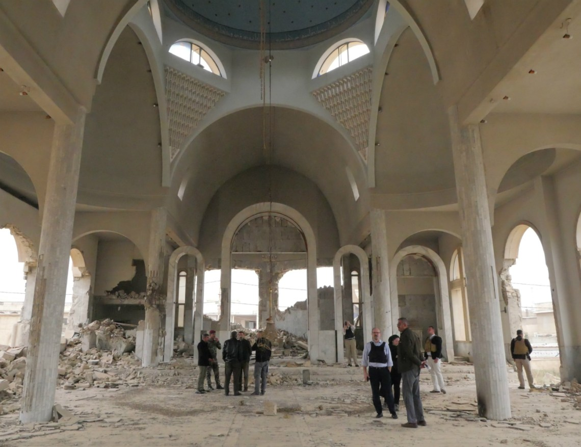 State Department Awards Penn $2 Million to Preserve Cultural Heritage in Northern Iraq