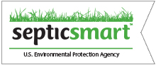 Graphic for U.S. Environmental Protection Agency Septic Smart.
