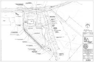 Penn Township Water Treatment Plant site map
