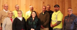 Picture of Township staff.