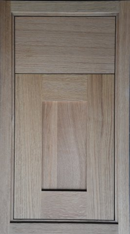 Wire Brushed Oak Cabinets New Kitchen Design By Martha O Hara