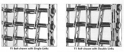 T1 Belt Chain Links