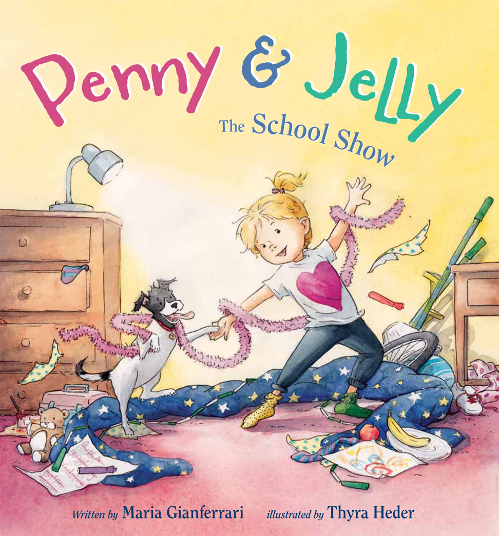 Penny & Jelly cover