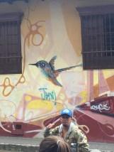 Bogota Graffiti Art tour
