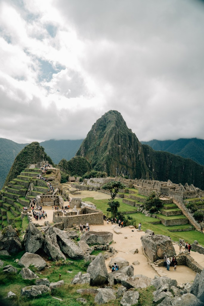 Incredible Machu Picchu—the end of our journey.