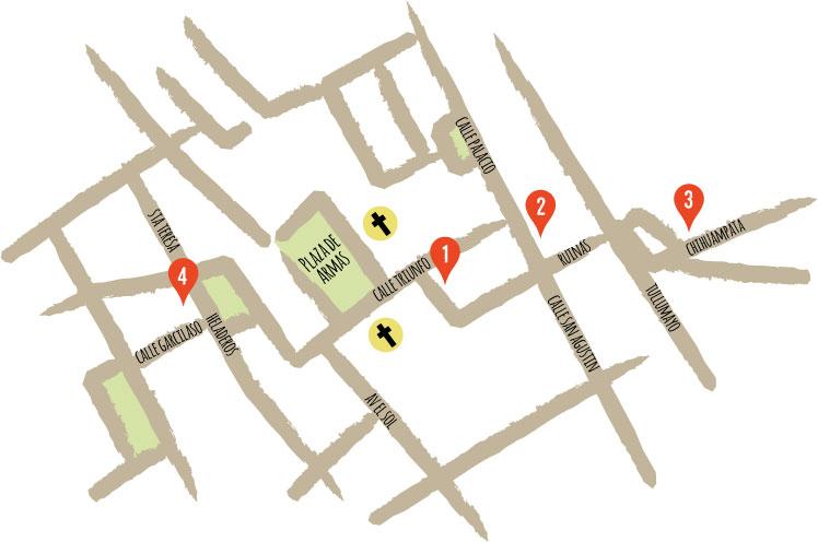 Map-Cusco