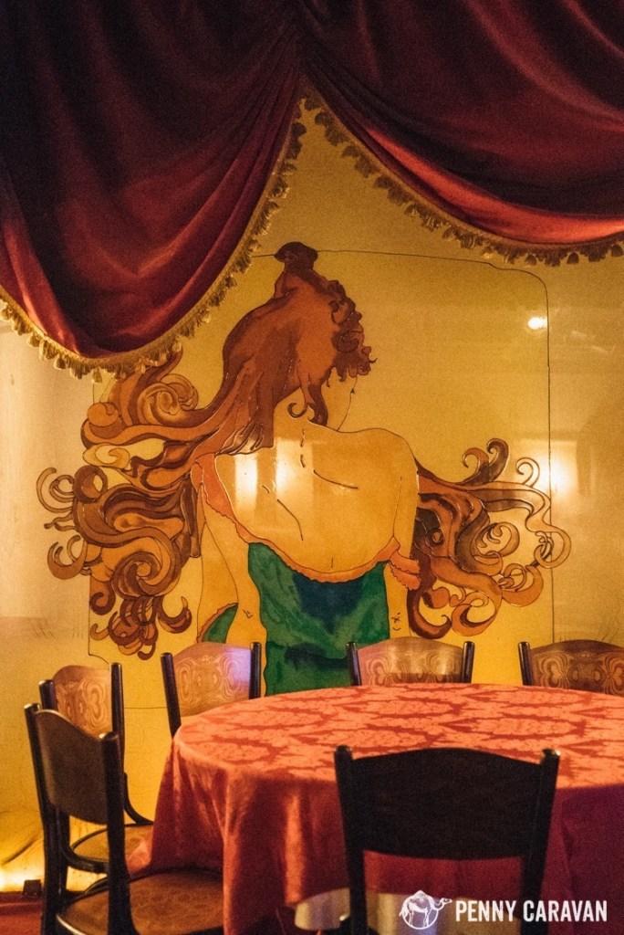 Cabaret Parisien Theatre at the Hotel Nacional, Havana