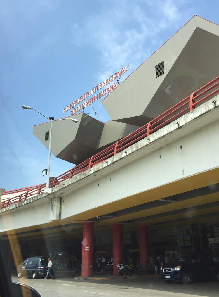 José Martí Airport