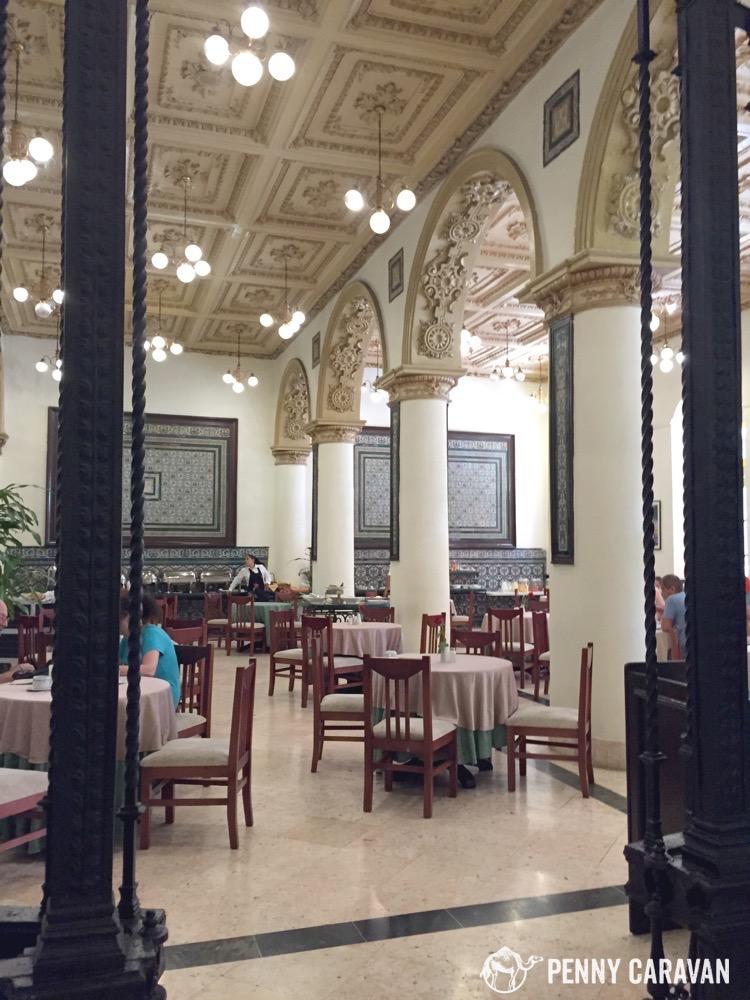 Hotel Inglaterra Restaurant