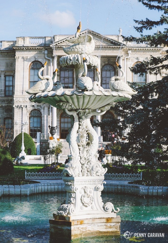 Dolmabahce Palace | Penny Caravan