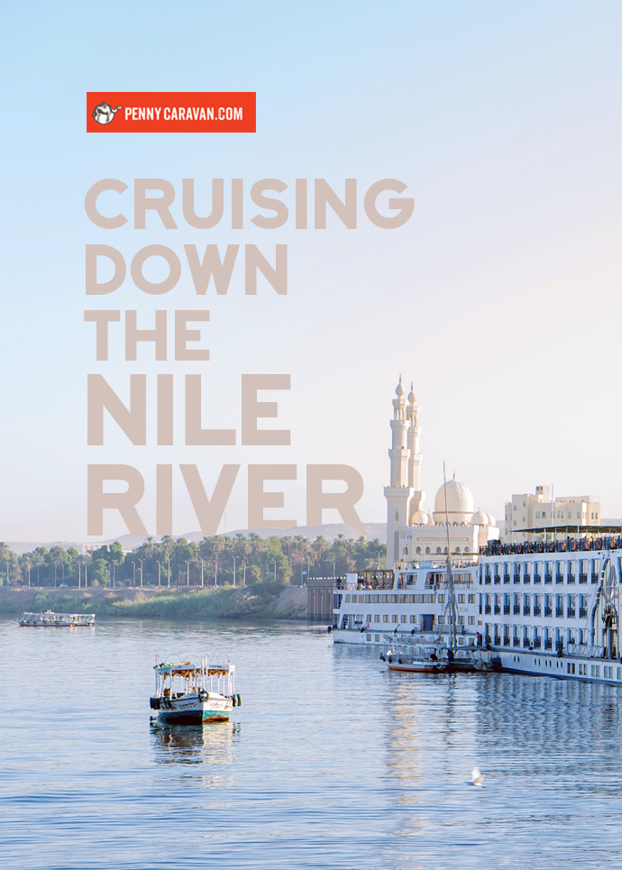 Nile River Cruise   Penny Caravan