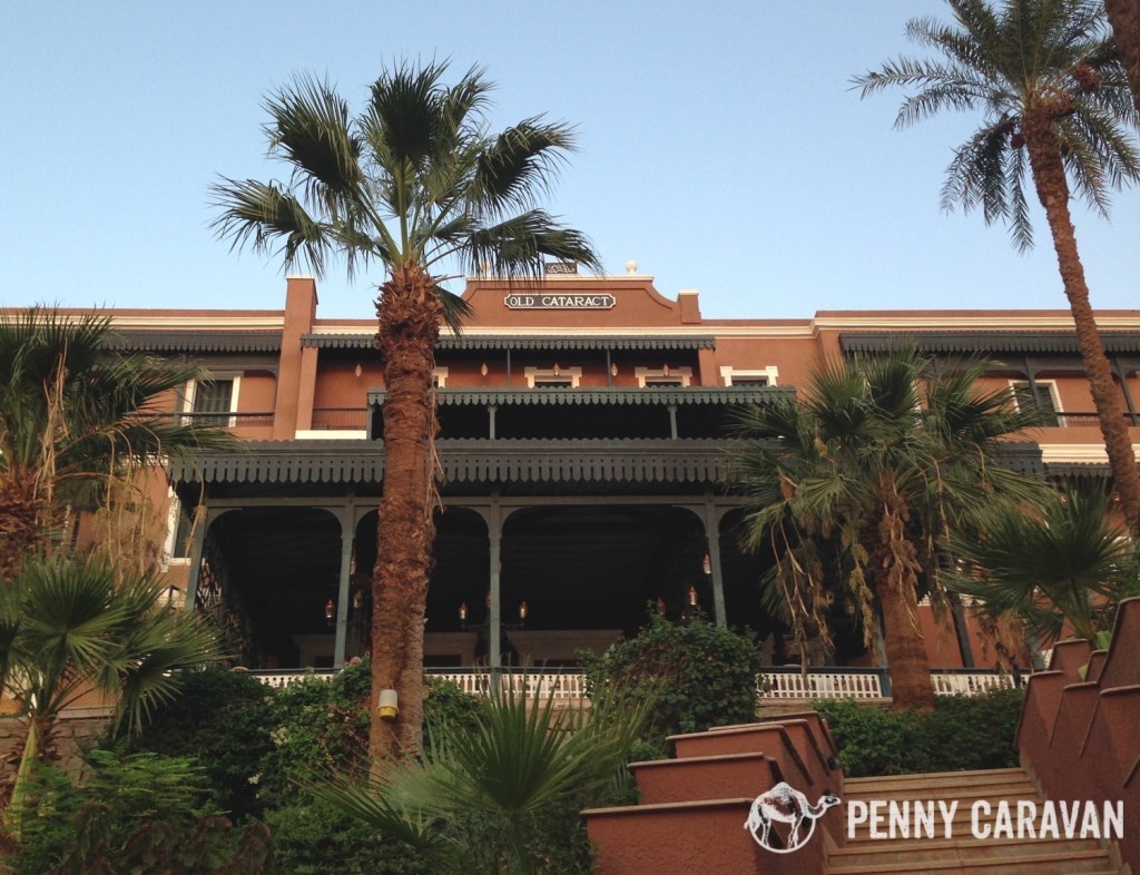Old Cataract Hotel | Penny Caravan