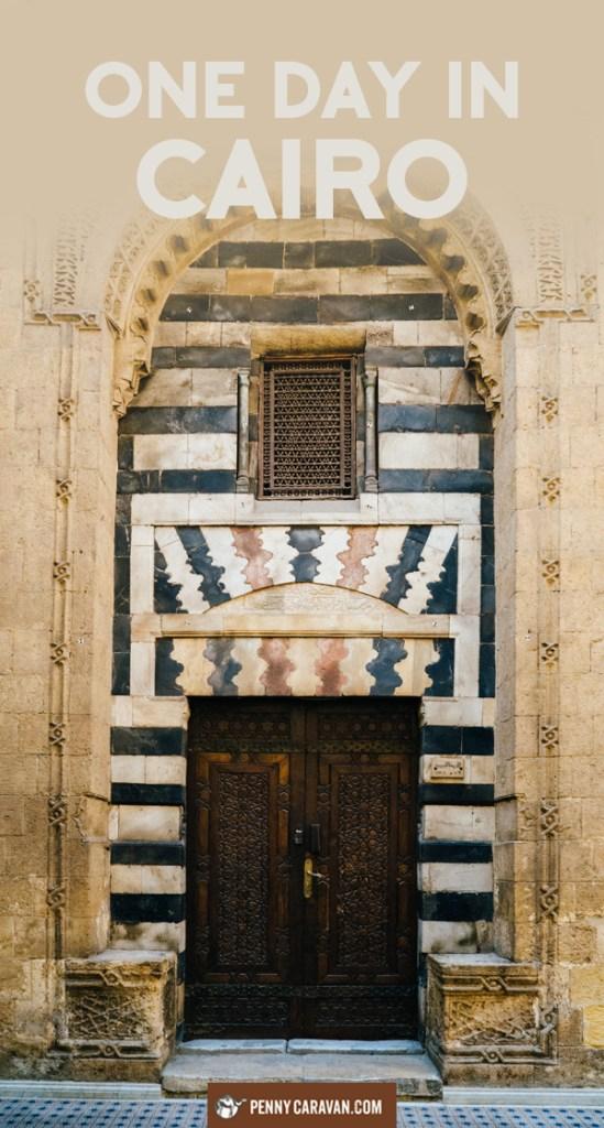 One Day in Cairo: Penny Caravan