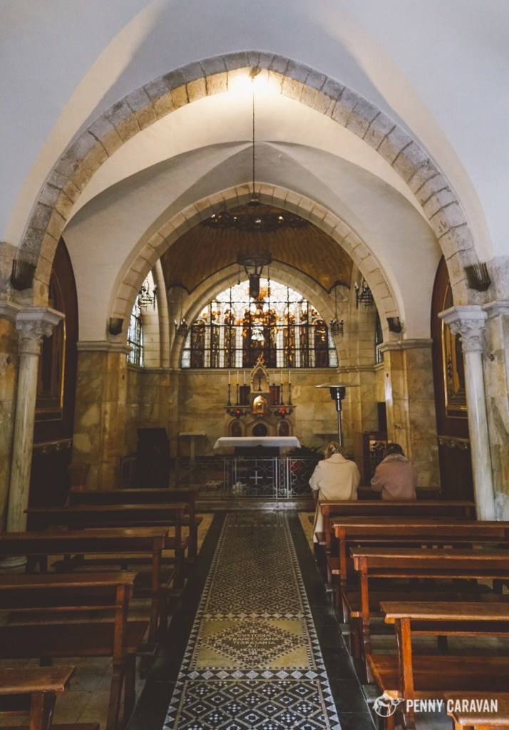 Chapel of the Flagellation
