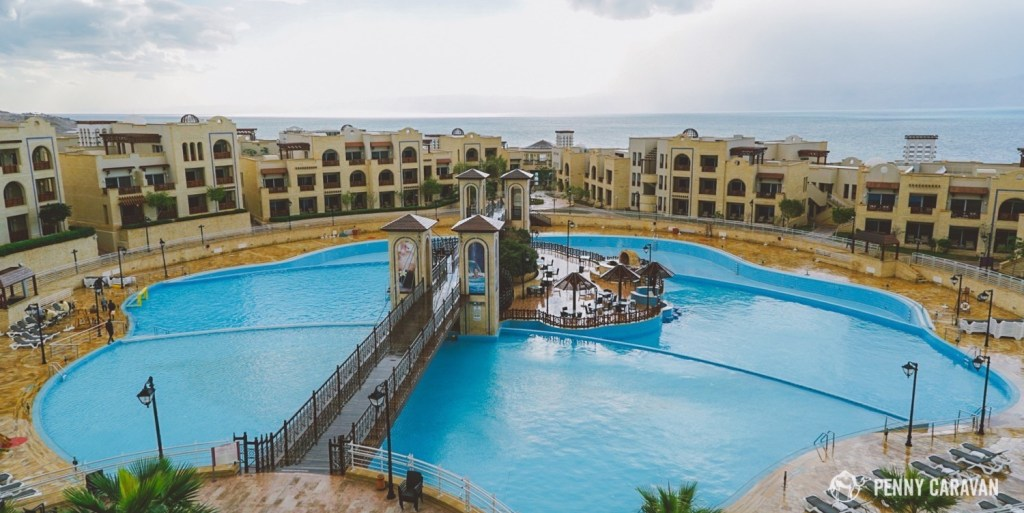 Crowne Plaza Dead Sea Resort