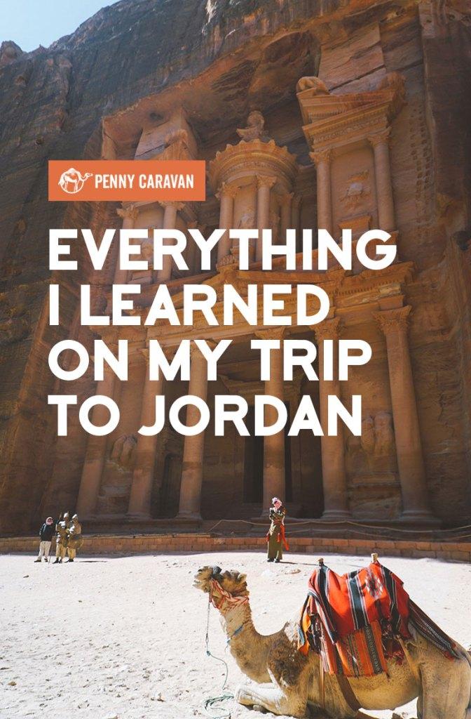 Jordan | Penny Caravan