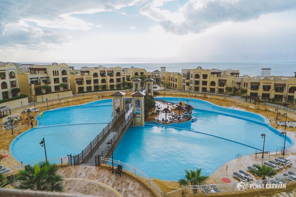 Dead Sea Resort | Penny Caravan